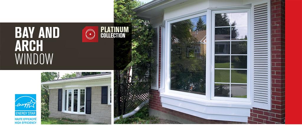 Bay windows for your home futura portes et fen tres - Fenetre baie window ...